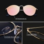 SIMPRECT Retro Sunglasses Women 2019 Mirror Pink Round Sunglasses Vintage Sun Glasses For Women Brand Designer Zonnebril Dames