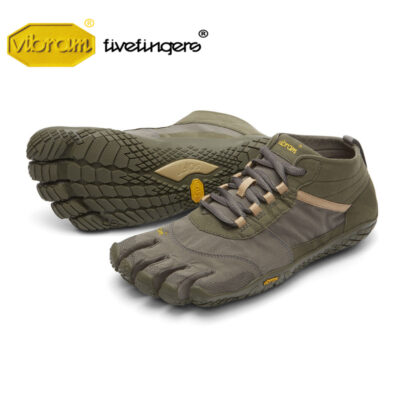 Vibram Fivefingers V-Trek men Sneakers Outdoor Sports Five fingers Winter Comprehensive Training Hiking Mountain Climbing Shoes