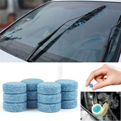 not frozen -50 degree Car Accessories Wiper Window Glass Cleaner for Fingertip Moistener Car Scrach Removal Detergent Car Tools